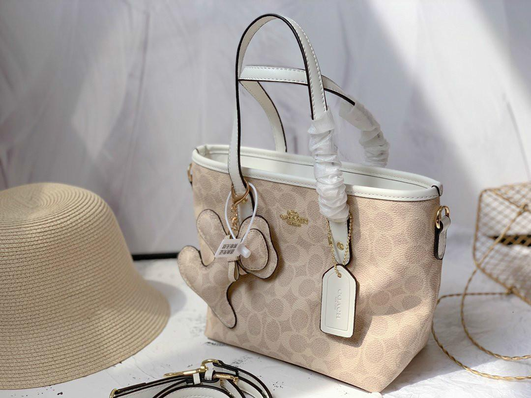 Estilo do verão bolsa da senhora de alta qualidade moda simples portátil saco de compra grande quadrados inclinados bolsas do ombro