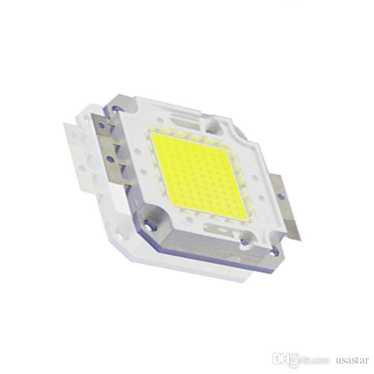 10W 20W 30W 50W 70w 80w 100W COB Led light Chip 32-36V COB Integrated LED lamp Chip DIY Floodlight Splight CRESTECH