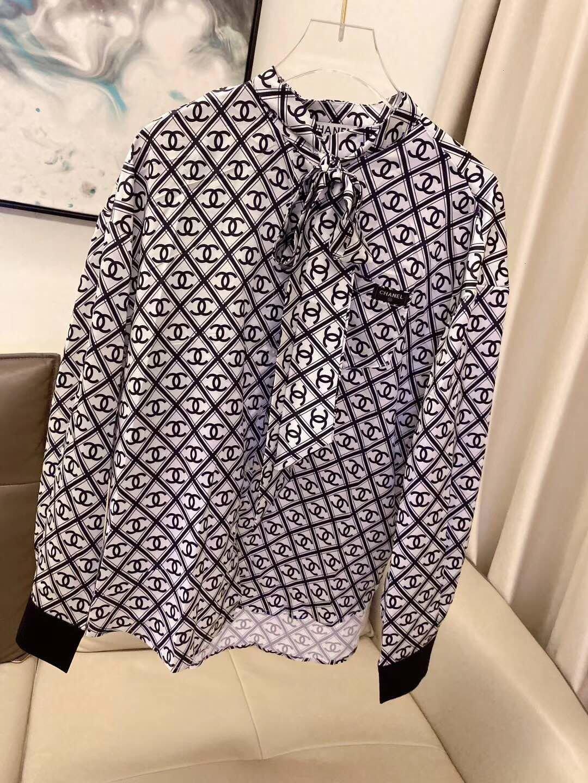 2020 donne camice superiori camicetta casuale lungo manica magliette donne cime 191.125-lg67943 * # 2378