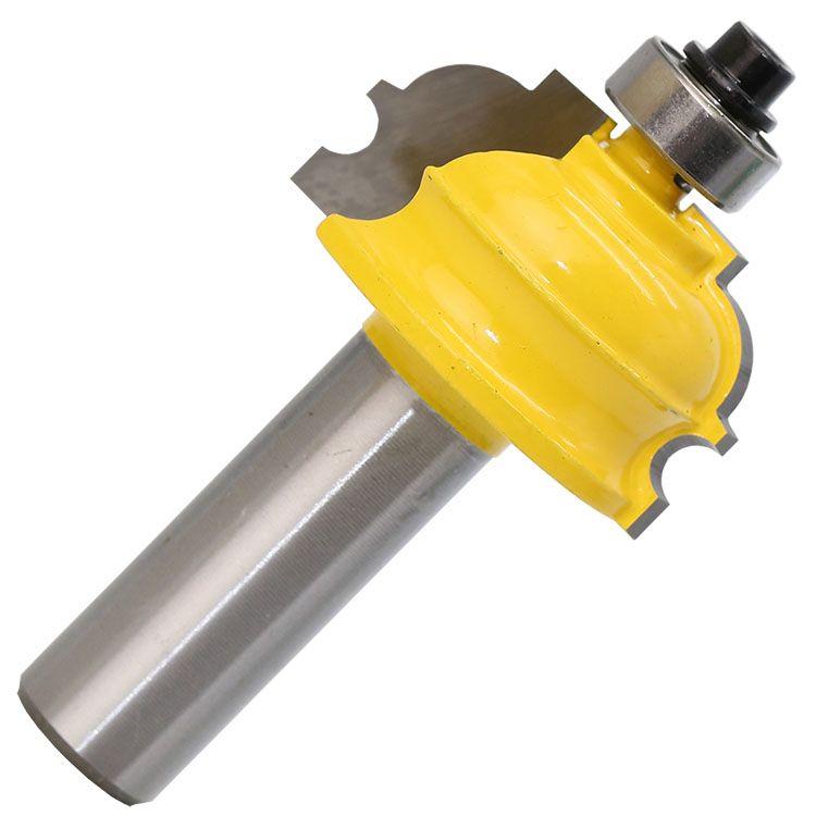 20mm Herramienta de la carpinter 10mm 14mm 12mm Herramienta Router Router bits puestos Tratamiento de la madera Carpinter/ía cortador de 8 mm v/ástago de la broca directo Router 6mm 18mm 8mm