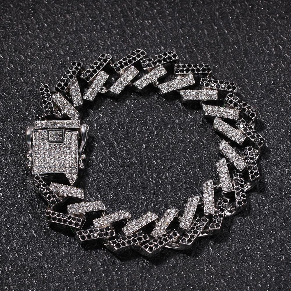 Silver,Black,8 inch