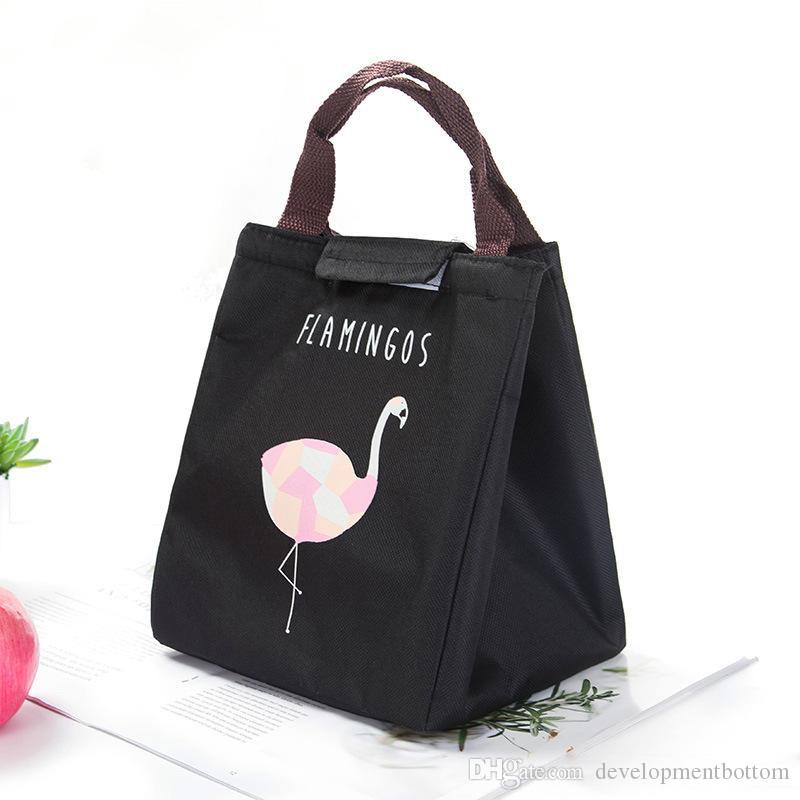 Insulation Oxford Lunch bags Thickening aluminum foil Tote keep lunch box warm women waterproof Lunch Box bag student Bento bag