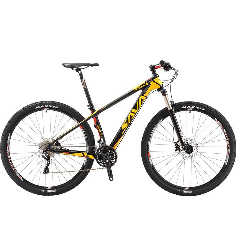 New Brand Mountain Bike 29 inch Wheel Carbon Fiber Frame 30 Speed Light Bicycle Outdoor Sport Downhill Oil Disc Brake Bicicleta