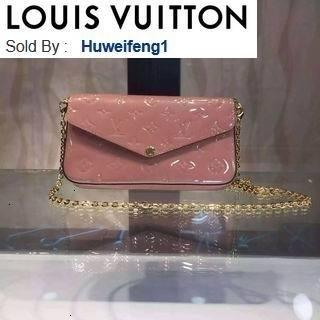 huweifeng1 opp GM M61267 velvet patent leather HANDBAGS SHOULDER MESSENGER BAGS TOTES ICONIC CROSS BODY BAGS TOP HANDLES CLUTCHES EVENING