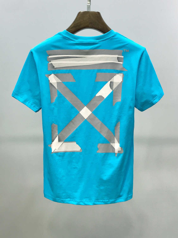 2019 neue Ankunfts-Exquisite und originelles Design Männer und Frauen-T-Shirt aus reiner Baumwolle und kurzen Ärmeln T-Shirt Größe M-3XL Hip Hop Streetwears
