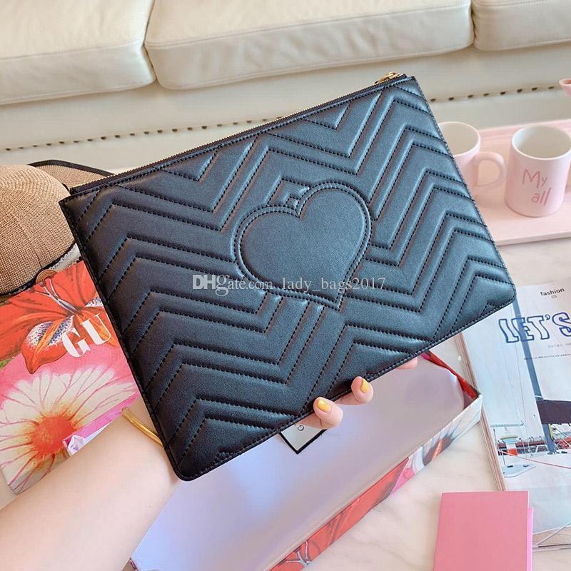 2020 2020 Women LOVE Heart Crocodile Grain Card Holder Zipper Wristband Travel Case Purse Wallet Men Real Leather Passport Bag Clutch