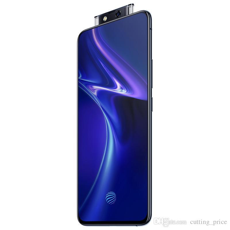 "Original Vivo X27 Pro 4G LTE Cell Phone 8GB RAM 256GB ROM Snapdragon 710 Octa Core Android 6.7"" 48MP OTG 4000mAh Fingerprint ID Mobile Phone"