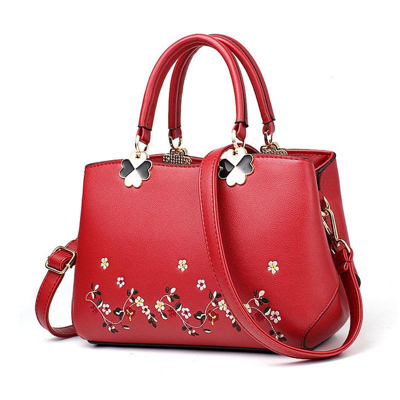 Designer-nouvelle mode femme sac à bandoulière broderie classique sacs à dîner pour les femmes à la mode sac à main
