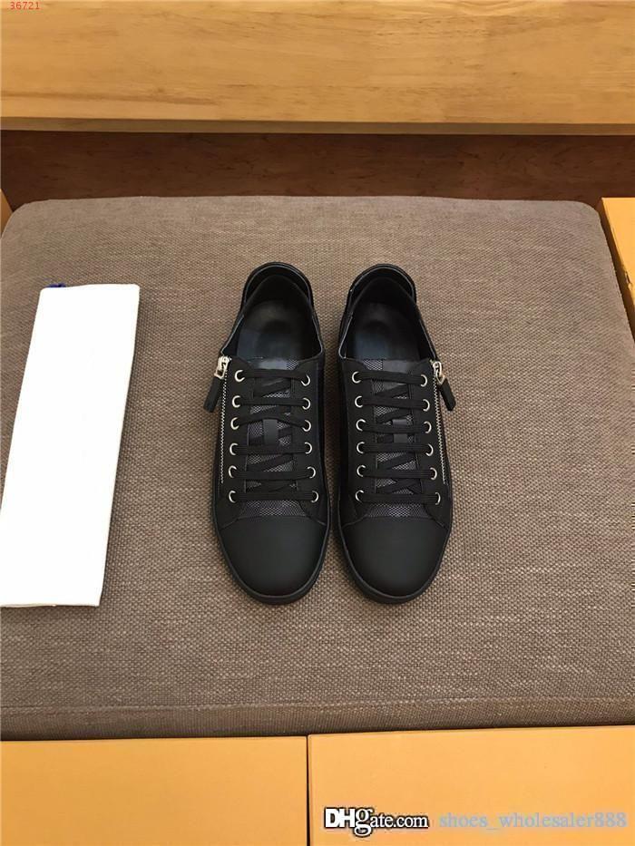 Athleisure sapatos para homens em 2020, o multi-color xadrez padrão misturado com plana cor de baixo-top do esporte que funciona sneakers viagem