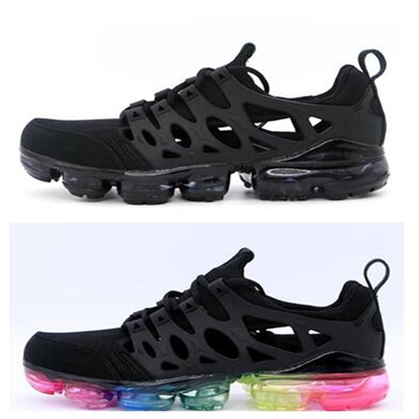 Высокое качество 2019 Новый Air Presto сандалии черный Дешевые Подушка Prestos Женщины Мужчины Марка Trainer кроссовки Air сандалии прогулочной обуви