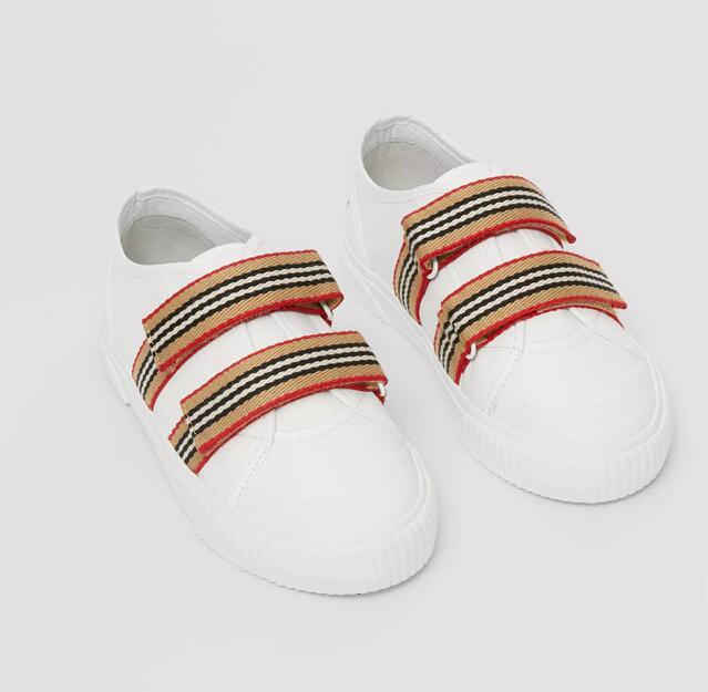 Kid/'s Classic Toddler Boy Baby Girl Canvas Ventilate Sneakers Slip-On Shoes Nice