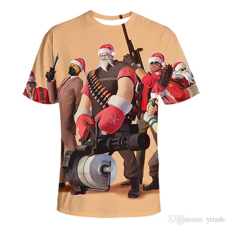 Di modo 3D magliette di stampa della maglietta delle donne degli uomini caldi Anime breve manicotto Tees O-collo delle parti superiori dei cartoni animati maglietta 128
