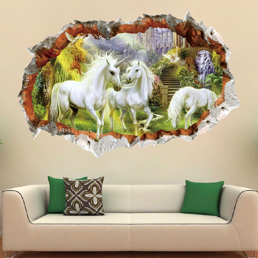 Adesivi Murali Per Camera Da Letto.Acquista Adesivi Murali Decorazioni Murali La Casa Adesivo