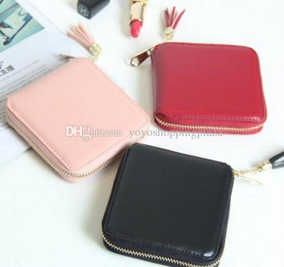 Stylish Handbag Wallet Holder Girl Leather Coin Clutch Small Women Card Purse UK