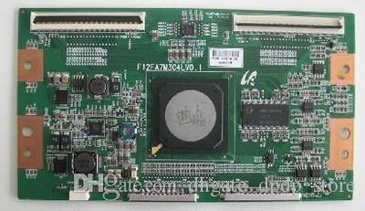 Tablero lógico Samsung original F12FA7M3C4LV0.1 Tablero T-CON Tablero CTRL Partes de TV planas LCD LED TV Partes