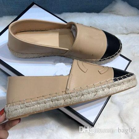 Klassische Faulenzer Sneaker Luxury Real Lederfrauenschuhe Plattform triple Schuhe Chaussures Frauen Turnschuhe Espadrilles Luft mit dem Kasten 010