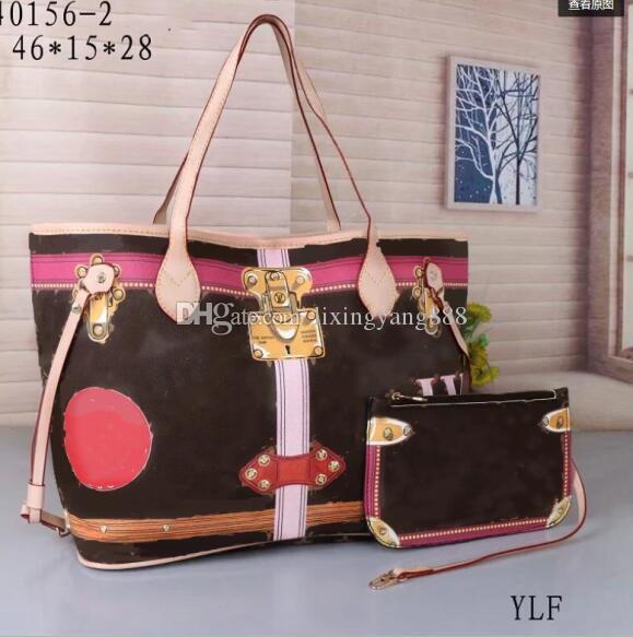 Designer Luxury Handbags Purses Fashion Women Bags Lady Leather Handbags Wallet Shoulder Bag Tote Clutch Women Bags For Women 2019 New 40156 School Bags Messenger Bags From Lixingyang888 30 46 Dhgate Com