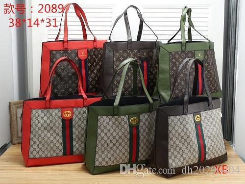 2020 Fashion Hot Sale NEW Shopping Bag Women Leather Handbags Shoulder Bags Messenger Bags Tote Clutch M2089