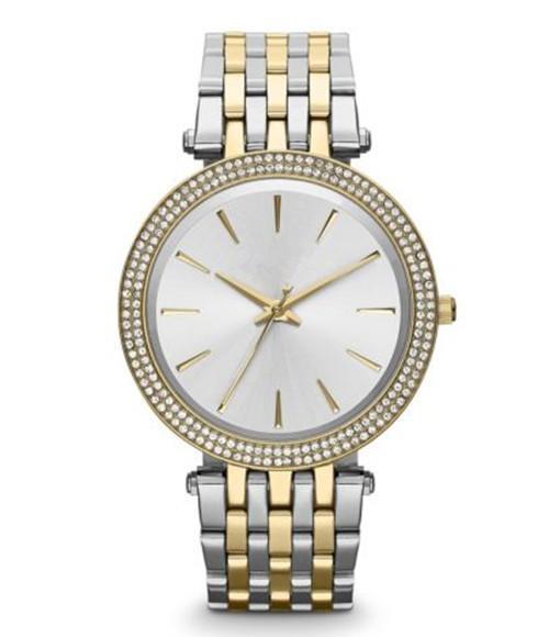 Dreama Nuovo stile acciaio inossidabile delle donne di personalità alla moda orologio al quarzo MK3190 MK3191 MK3192 MK3203 MK3215 shippin libero all'ingrosso