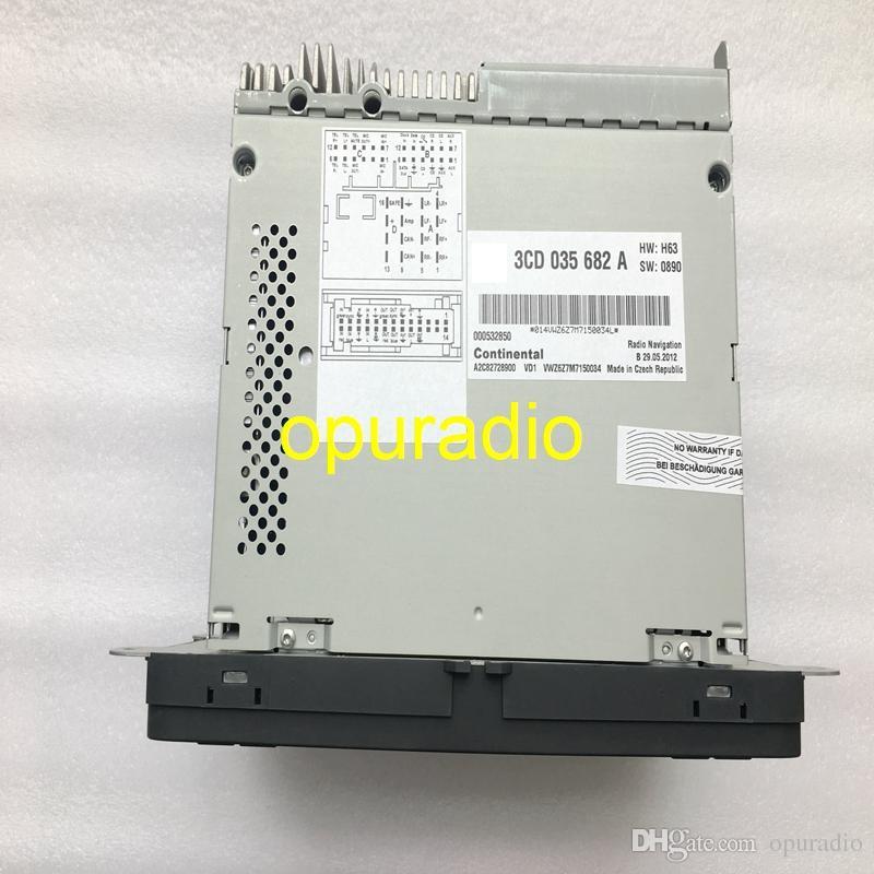 Original NEW Car Navigation RNS510 Radio LED Display Modules For VW