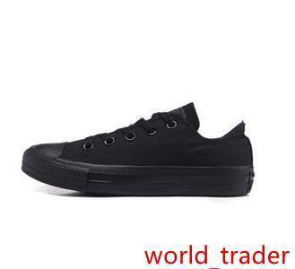De haute qualité Renben classique à faible Top-Top en toile chaussures espadrille de chaussures de toile Hommes Femmes Taille de EUR 35-46 bon marché