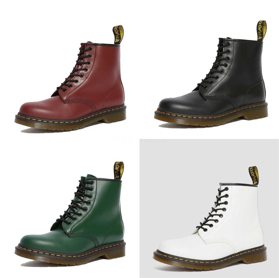 2020 kadın Perçin Boots Kış Batı Boot Deri Moda Retro Orta Tüp Ayakkabı Toka Kayış Kovboy Kemer Martin Boot Yüksek topuk # 313