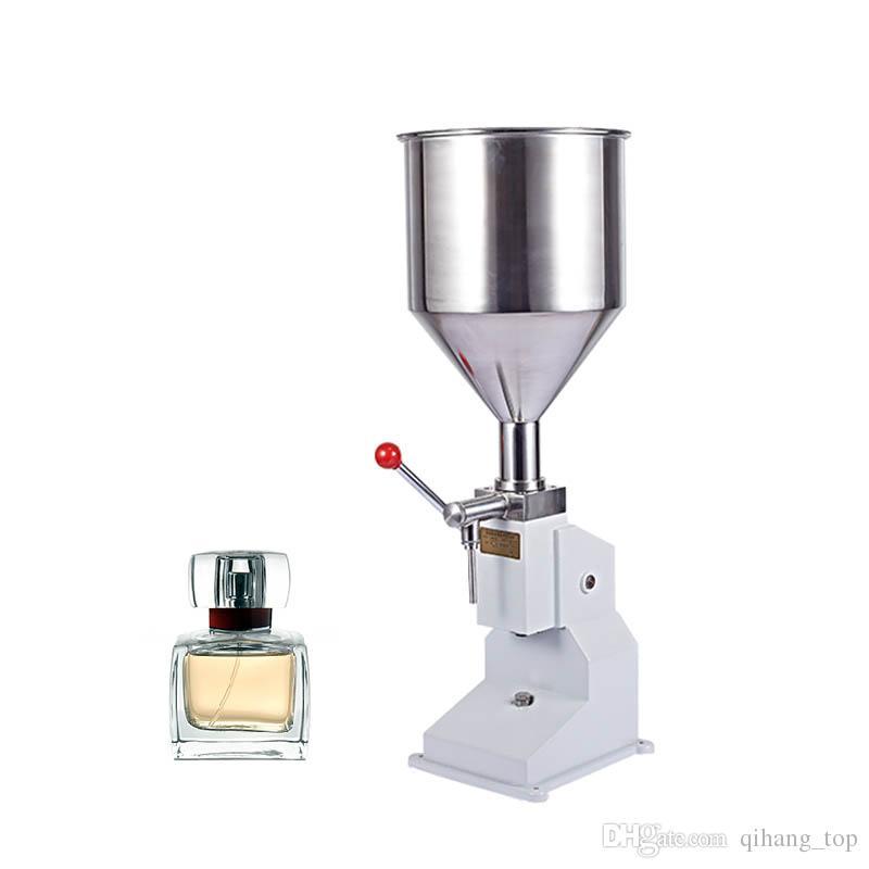 Qihang_top زجاجة ملء آلة 5-50ml دليل السائل حشو الفولاذ المقاوم للصدأ آلة التعبئة لكريم شامبو مستحضرات التجميل تعليب