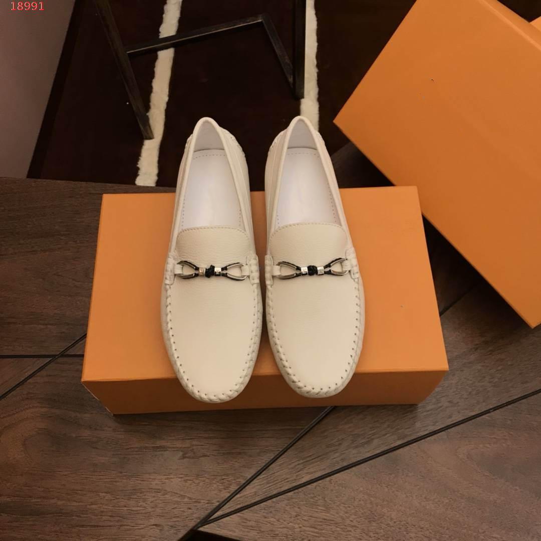 Venta caliente- zapatos Zapatos de vestir de hombre de charol clásico Ambiente de alta gama, moda y zapatos de hombre de moda de cinco colores con opción de moda