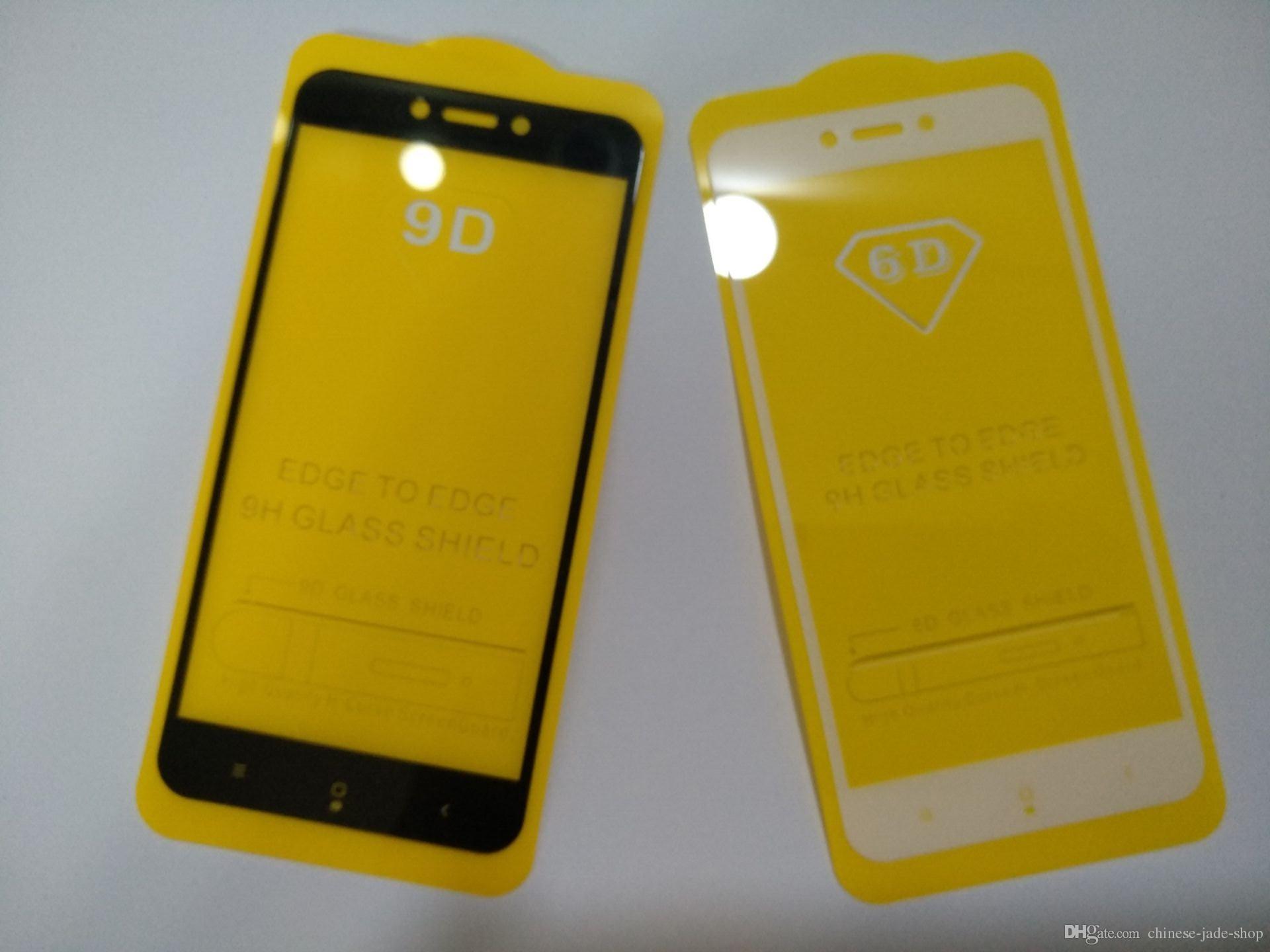 LG G7 Q7スタイル4 Q6 X Power 3 200ピー/ロットのためのフルカバー21D 9Dの強化ガラススクリーンプロテクターAB接着剤