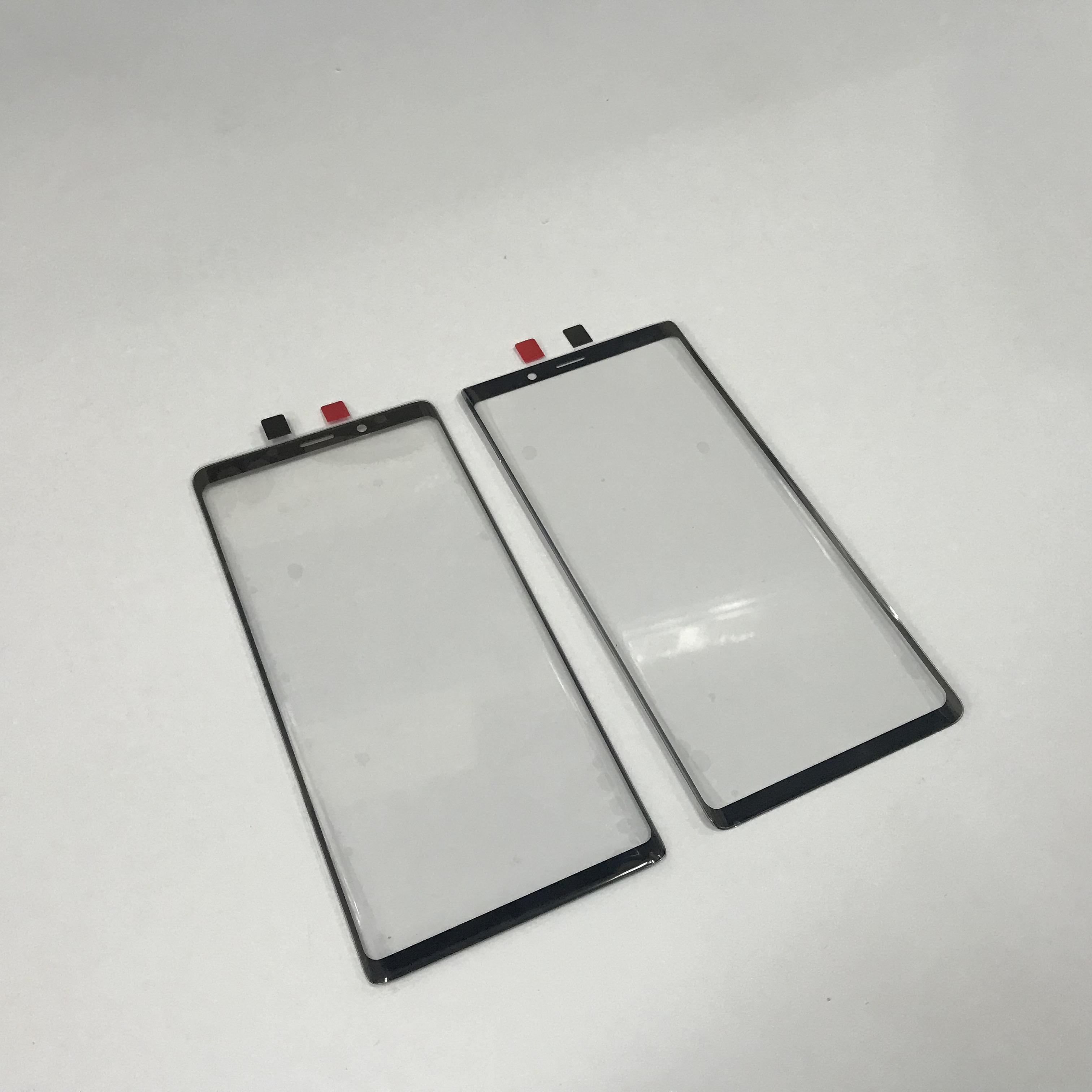 100% Original New Front Outer Glass Lens Cover Replacement For Samsung Galaxy Note 9 N960 N960F