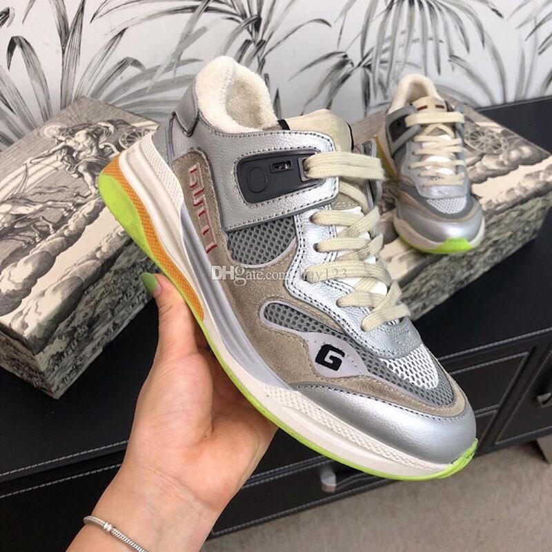 للجنسين الأزياء والأحذية حذاء رياضة Ultrapace أعلى حجم جودة التحلل الأصلي النساء الرجال الأحذية 35-44 نموذج ERS01