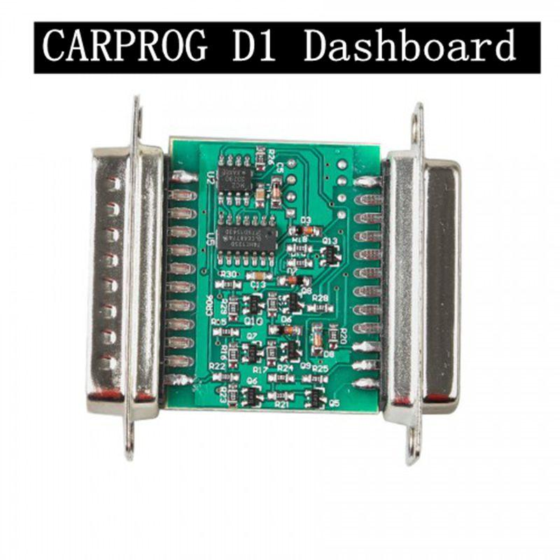 Hohe Qualität CARPROG D1 Armaturenbrett Programmieradapter D1 Diagnosekabel für Carprog V10.93 V8.21 Autoteile Freies Verschiffen