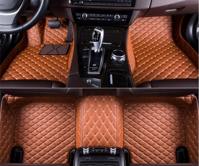 Pour tapis de voiture Fit Pour Nissan Altima 2006 ~ 2007 Non toxique et inodore Imperméable Tapis de sol Tapis