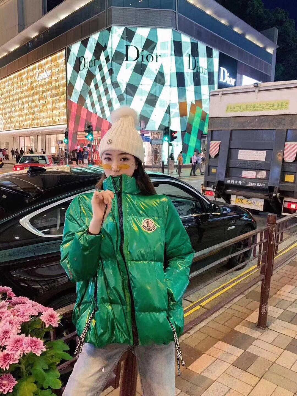 Frauen Baumwoll-Jacken beiläufige Persönlichkeit Größe S-L wohlige Wärme WSJ050 # 121056 lucky06