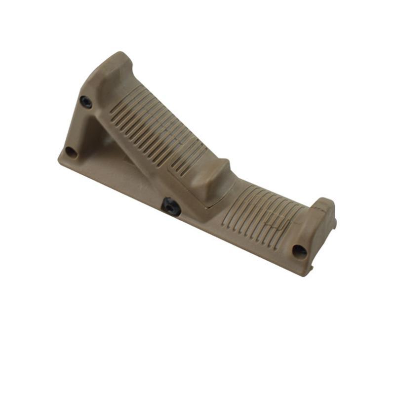 Grip pistola táctica frente al medio ambiente anti-Rust Ligera Airsoft Airsoft táctico de alta calidad Gamed Triángulo Grips