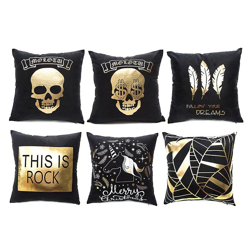 para cojines yastık atmak yastık almofadas Bronzlaştırıcı yastık kılıfı yastık örtüsü dekoratif yastıklar ev