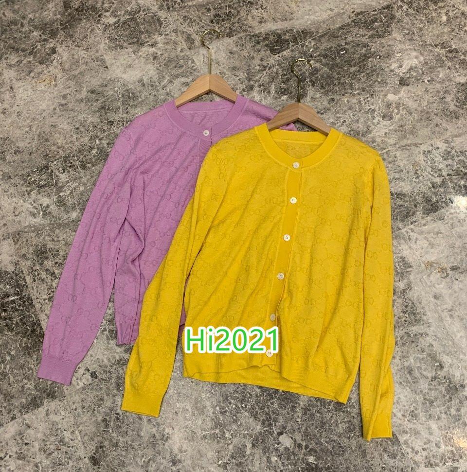 Высокий конец женщин девушка случайные вязать свитер кардиган блокировочного письма жаккардовые однобортный пальто 2020 мода роскошный дизайн шерсть свободные топы