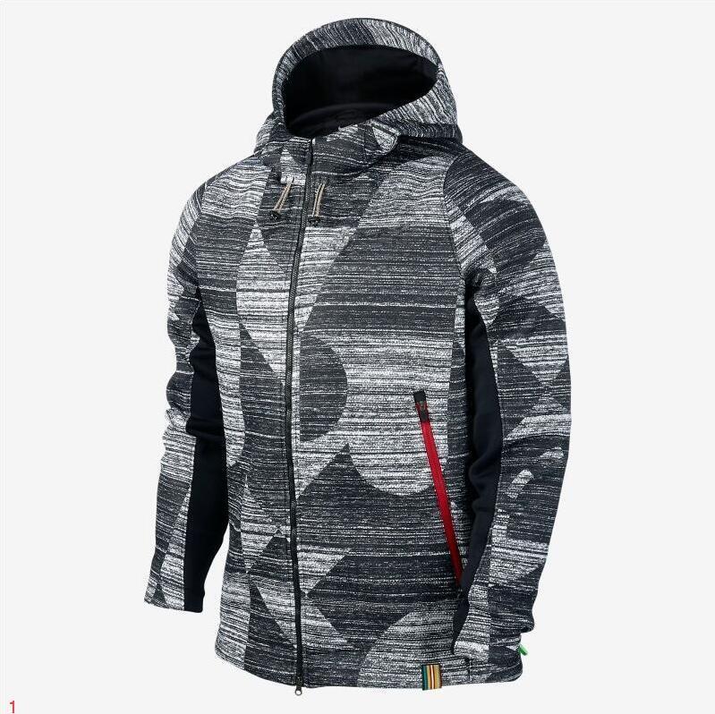 Del progettista di marca del cappotto di moda a maniche lunghe Mens cappotti con lettere Hooded Zipper cappuccio per gli uomini Jacket Abbigliamento L-4XL # IG1