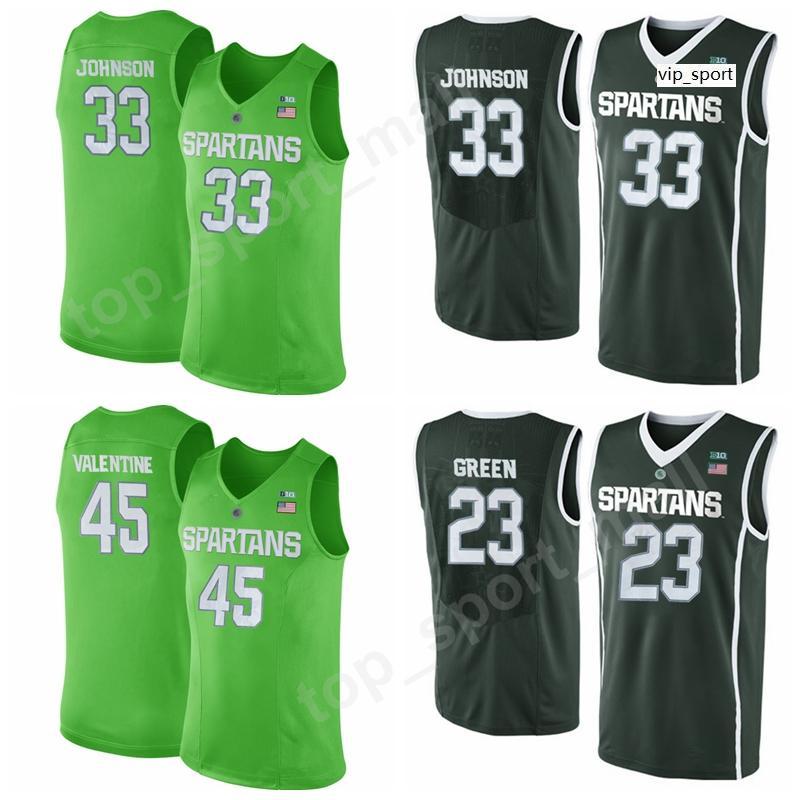 2021 Michigan State Spartans Basketball Miles Bridges Nick Ward ...