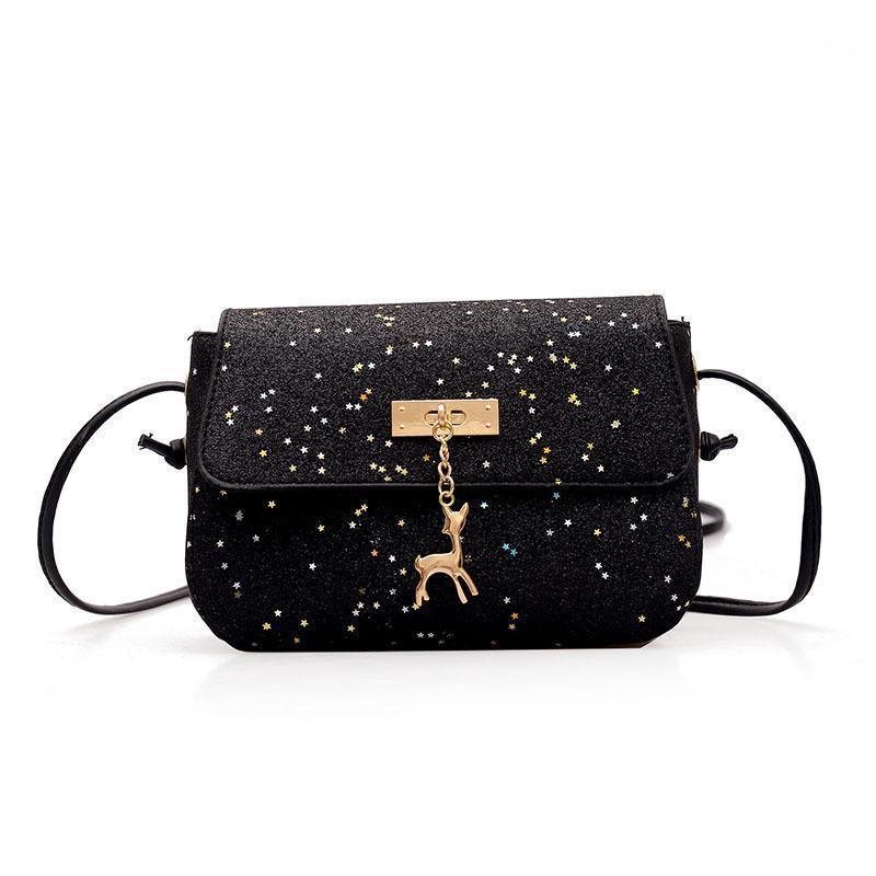 хорошее качество 2019 Mini сумки известных сумки оболочки кисточкой женщины Сумка женская сумка женская искусственная кожа блесток сумки Crossbody