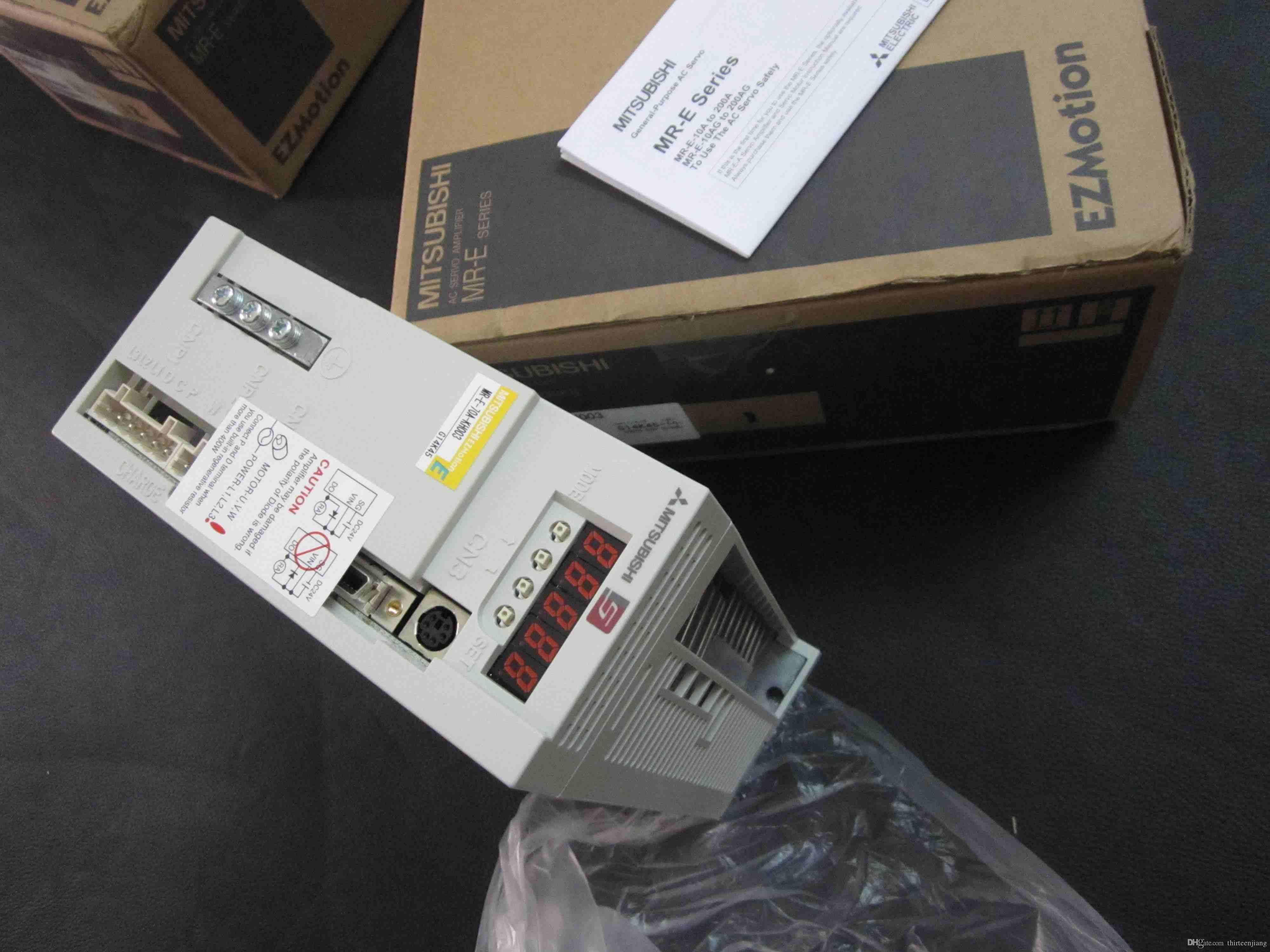 1 unids Mitsubishi servo drive MR-E-70A-KH003 MRE70AKH003 Nuevo en caja Envío Gratis