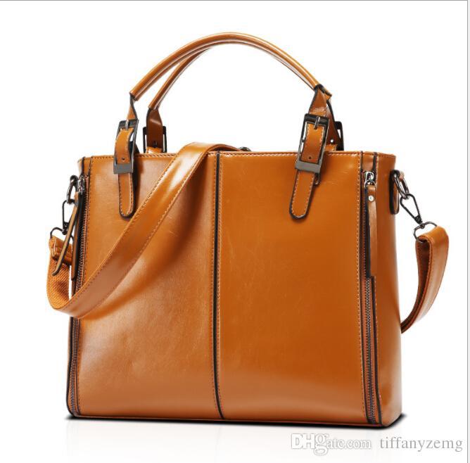 Trasporto libero all'ingrosso 20192019 nuove donne borsa tendenza singola spalla Messenger bag modelli esplosione pu borse delle signore borsa borse borse