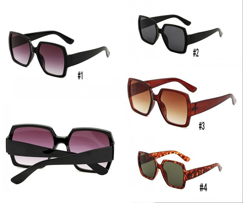Женщины Популярные Солнцезащитные очки Мода для Классические Открытые оттенки ПК Рамка Роскошные Очки Дизайнер Бренд Солнцезащитные Очки Дамы 55931 JEVRF