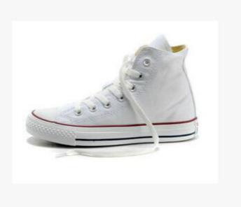 La nueva estrella de la moda Bajo Alto encima de los zapatos ocasionales del estilo de las estrellas del deporte del mandril de lona clásicos de las zapatillas de deporte del zapato conve zapatos de lona mujeres de los hombres el regalo de Navidad