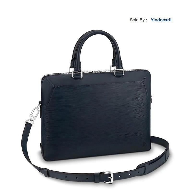yiodocxrii JYRQ Bag Oliver Leather Tie Official Document Handbag M51690 Totes Handbags Shoulder Bags Backpacks Wallets Purse