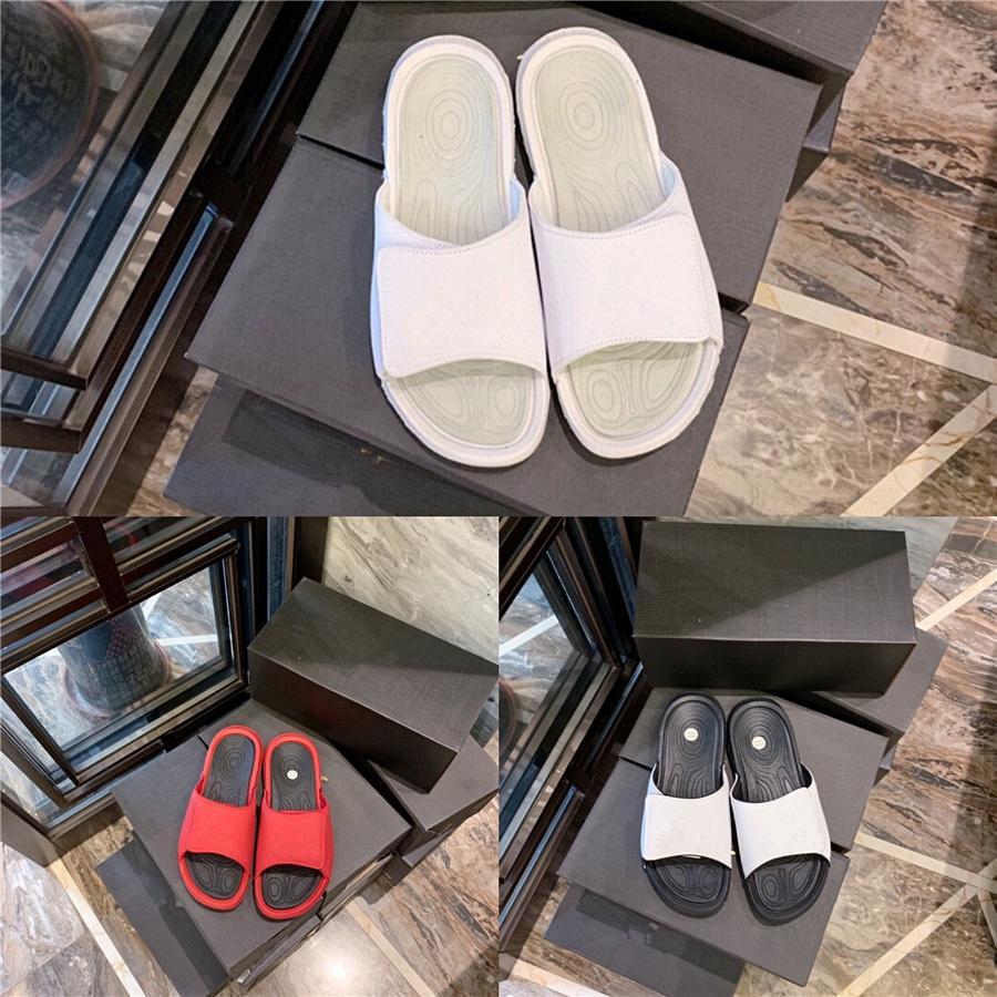 Fascinating2020 Zeit Freizeit-bequemer flacher Unterseite Slipper Pinch Concise Cavity-Frauen-Schuhe # 170