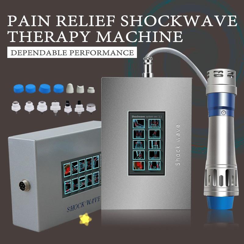 Gainswave منخفضة الكثافة المحمولة صدمة الموجة معدات العلاج آلة بالمستخدمين لعلاج الضعف الجنسي لدى الرجال إد