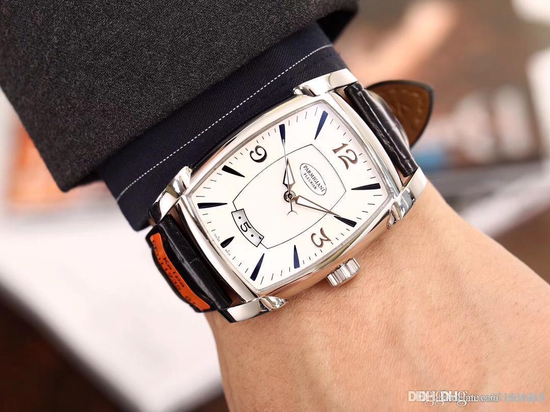 Venda quente dos homens Relógios de pulso à prova d'água clássicos Cavalheiro de pulso Moda Casual Mecânica Automatic Assista W730003