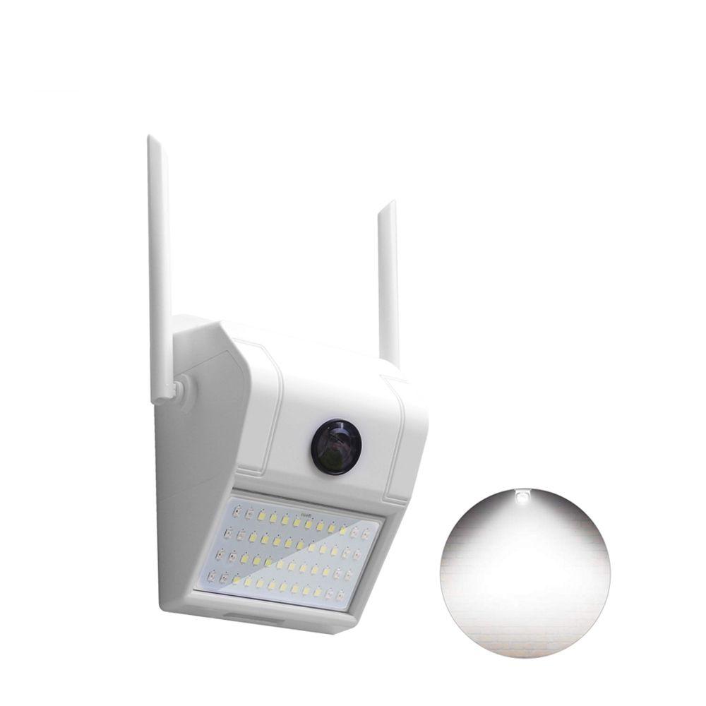 كاميرا D6 الذكية 1080P كاميرا مضادة للماء مصباح الجدار IP IR للرؤية الليلية كشف الحركة ذكي التعريفي مصباح في الهواء الطلق