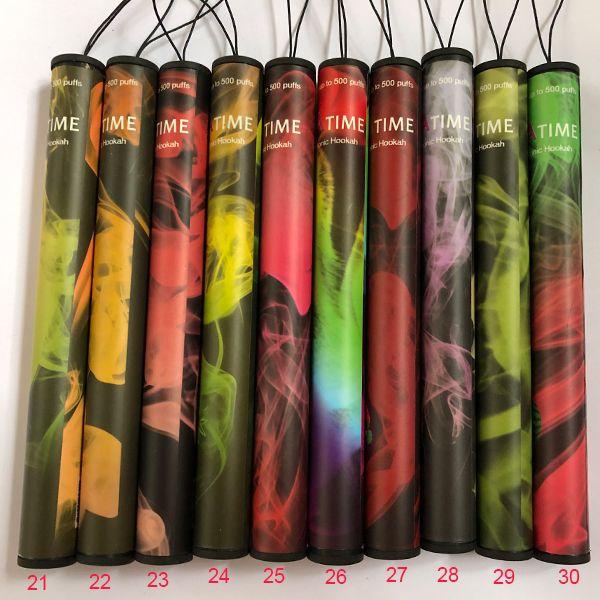Sigaretta Elettronica 도매 Shisha 시간 vape 펜 장치 키트 500 퍼프 vape 펜 eshisha e 물 담뱃대 vs 뜨거운 퍼프 바 XXL